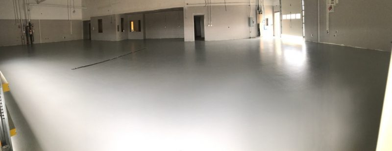 Infiniti of Mississippi- Sika Morritex Epoxy Slurry System
